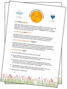 Download our Make a Beeline flyer