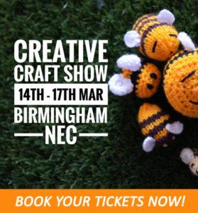 The Creative Craft Show Birmingham NEC
