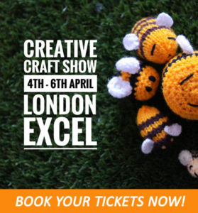 ICHF Events, Creative Craft Show London ExCel April 2019shows-excel