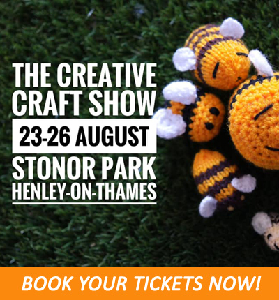 ICHF Creative Craft Show Aug 26-28 Stonor Park, Henley-on-Thames